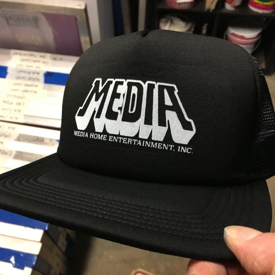 Image of Media Home Entertainment Hat Trucker or SnapBack