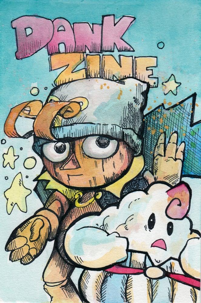 Image of Dank Zine 19