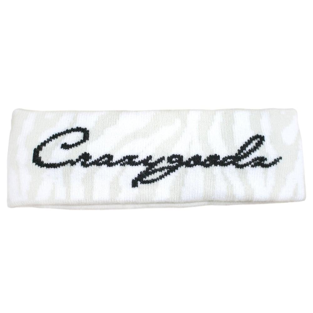 Image of White Tiger CG/LIC Headband