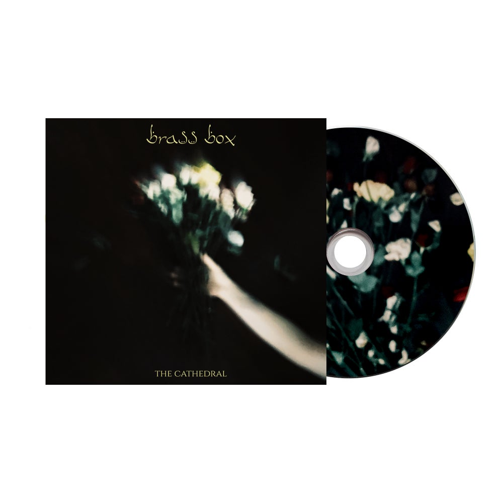 BRASS BOX - The Cathedral  [cd]