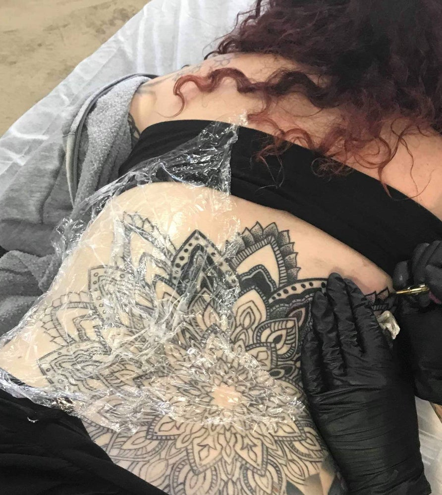 Image of Tattooing Butter