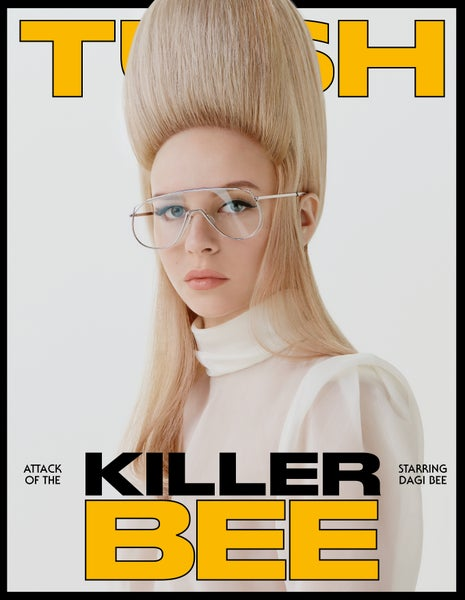 Image of TUSH 44 - KILLER BEE