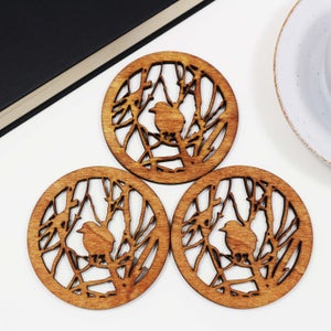 Image of Entangled Coasters - Set of 4