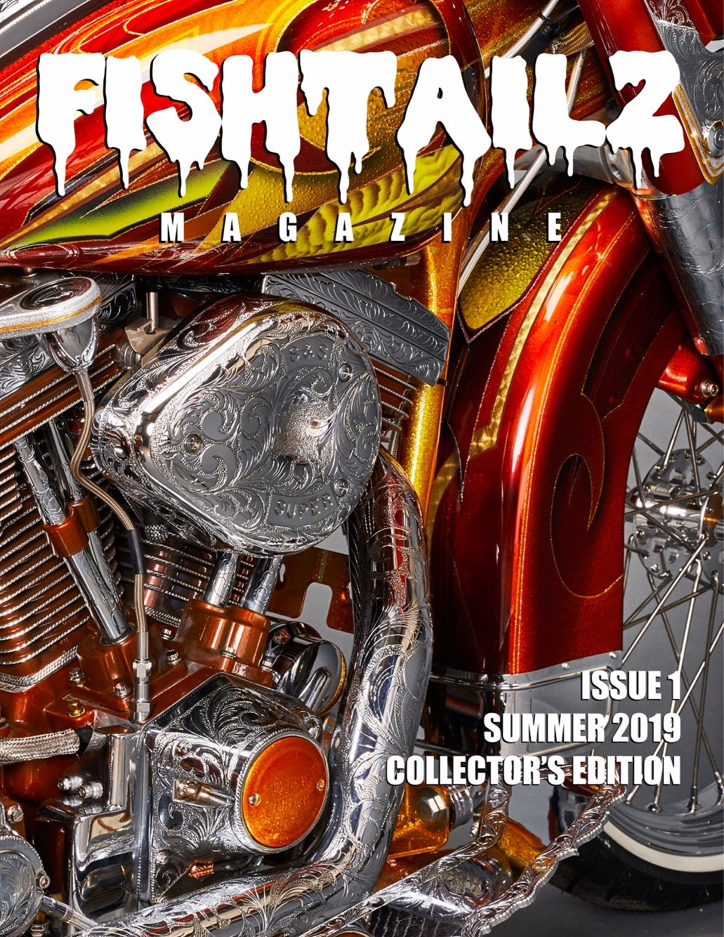 Image of Issue #1 / summer 2019