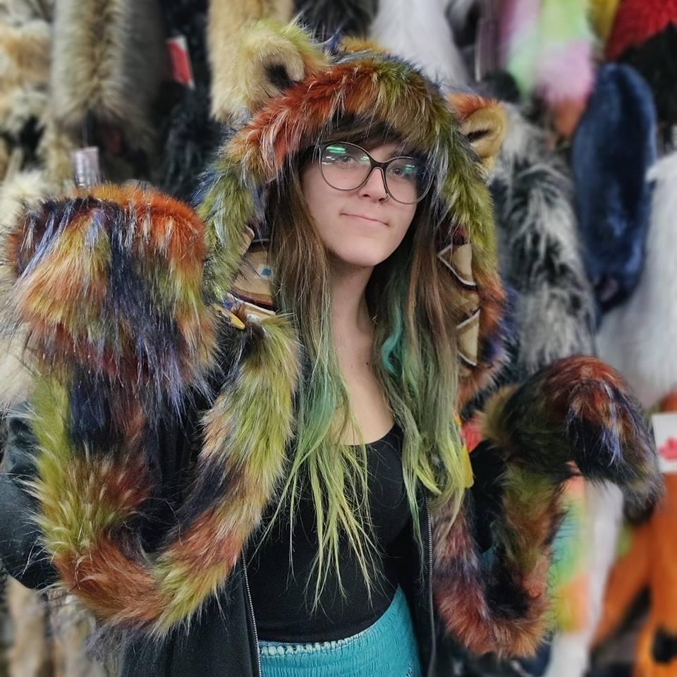 Image of Tie-Dye Bolli Bear