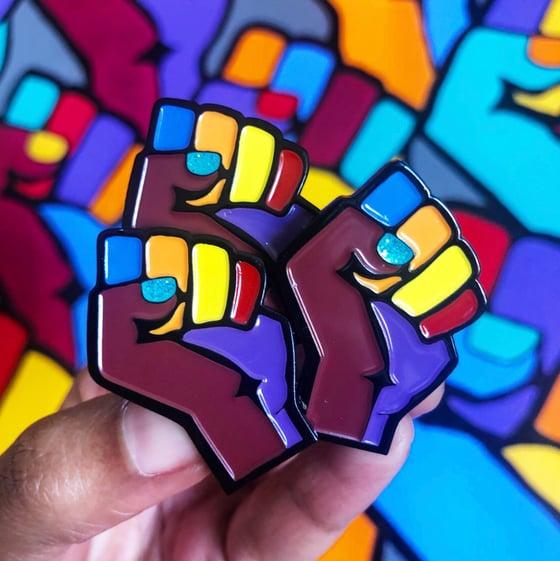 Image of Unity pin
