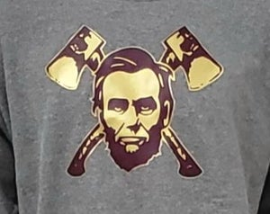 Image of Abe's Axes Sweatshirt - Crew