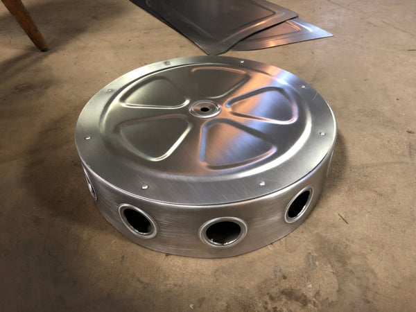 Image of Air cleaner cover