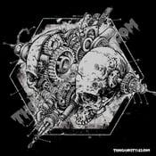 "Image of Gearhead - 12x12"" Print"