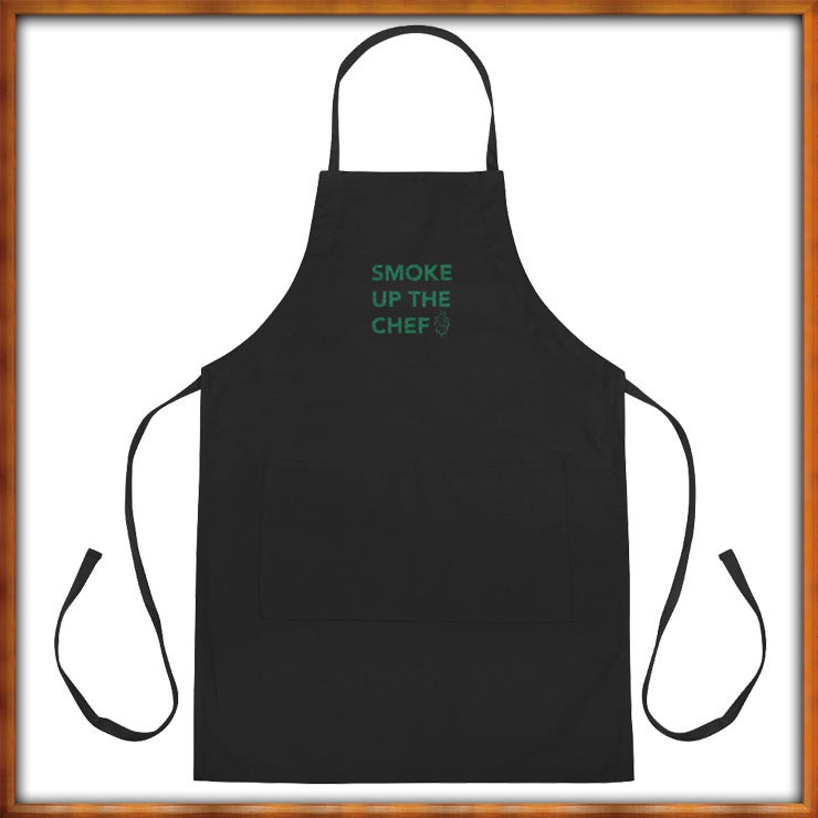 Image of Smoke Up the Chef Apron