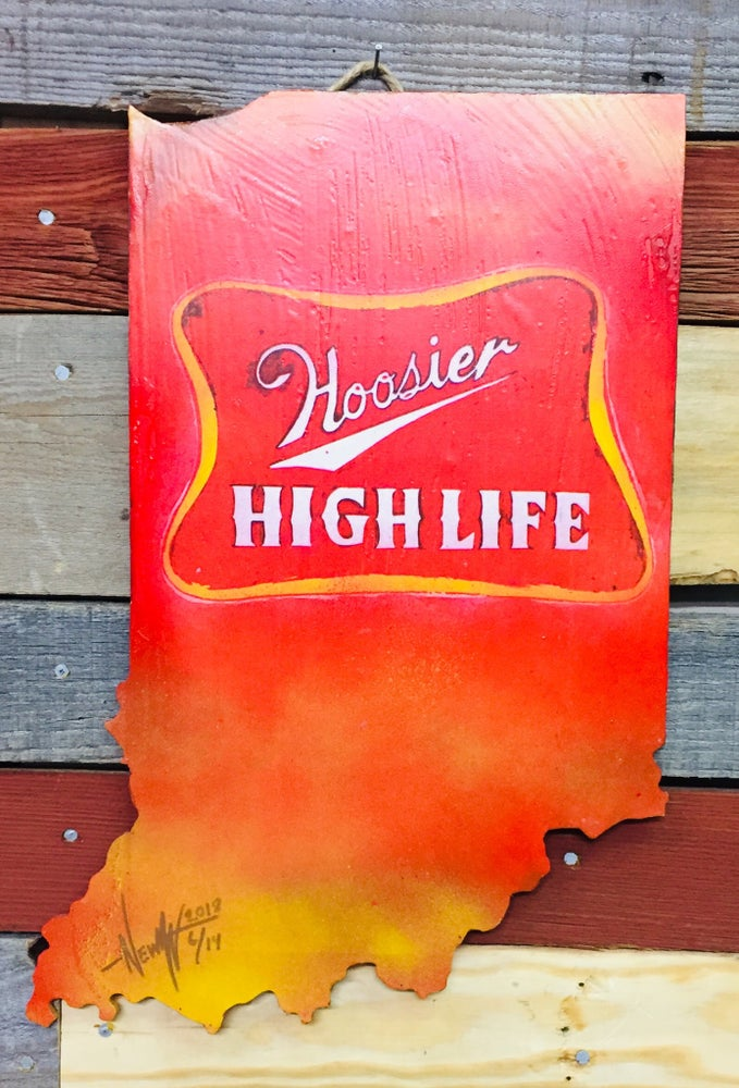 Image of Hoosier High Life