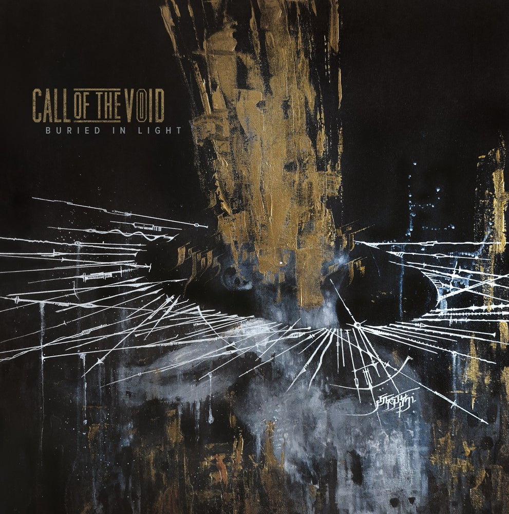 Image of Call of the Void - Buried In Light CD *Preorder