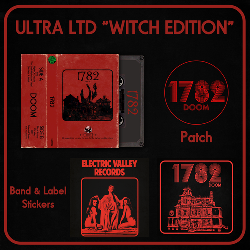 "Image of 1782 - 1782 Ultra Ltd ""Witch"" edition"