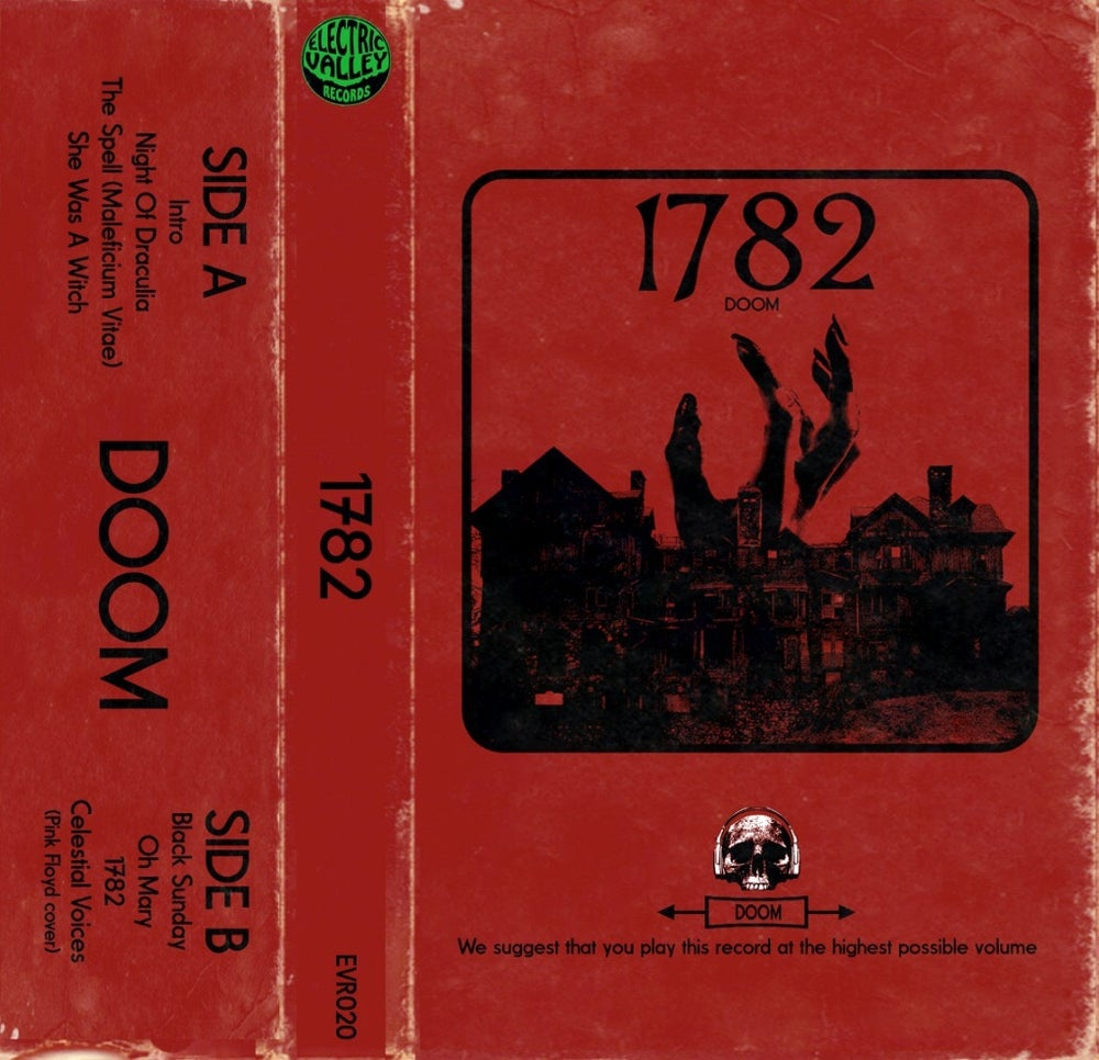 Image of 1782 - 1782 Cassette