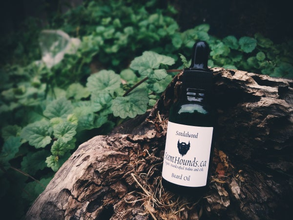 Image of Beard Oil 2oz