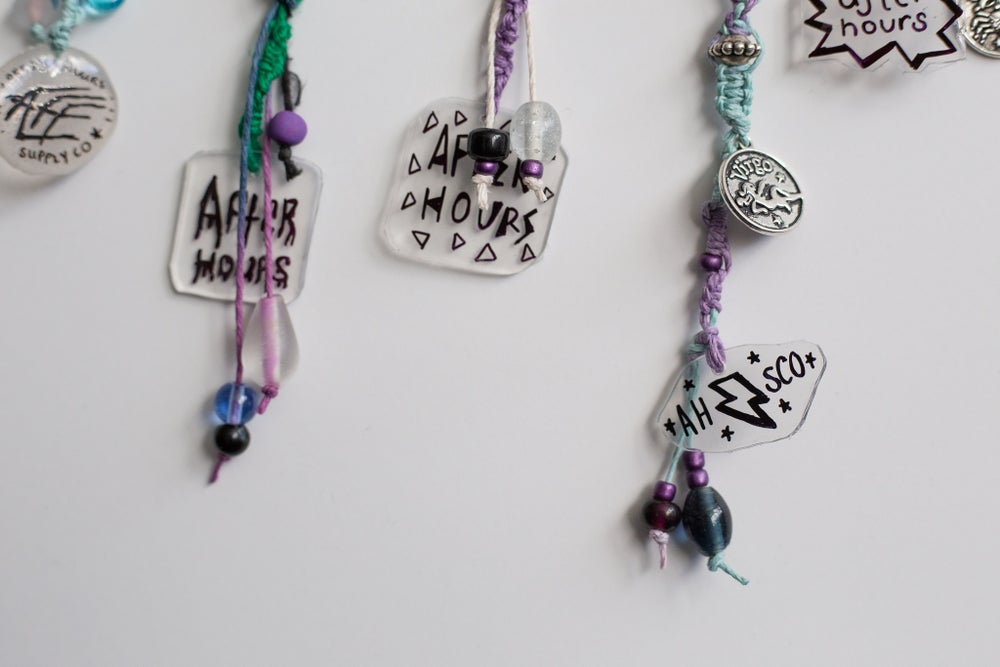 Image of 2019 AUTHENTIC DANGLERS ~ Zodiac House