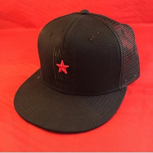 Image of Red Star trucker snapback