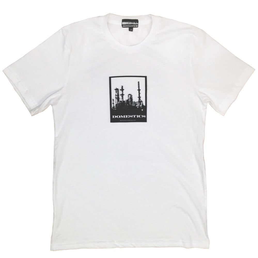 Image of DOMEstics, MADE IN USA Factory T-shirt