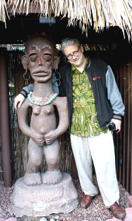 Image of TIKIS OF THE TROPICS …and other Torrid Tales (Friday May 17th Noon)