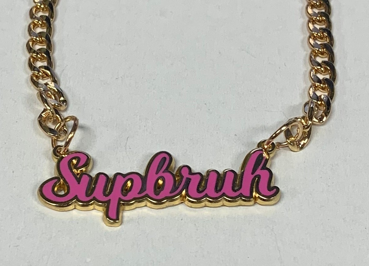 Image of Supbruh Necklace