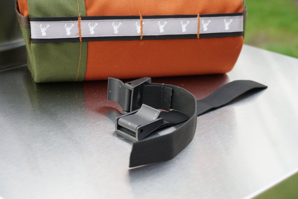 Image of Buckle Straps for Bar Bags