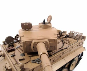 Image of 6mm BB | METAL RC TANK - GERMAN TIGER 1