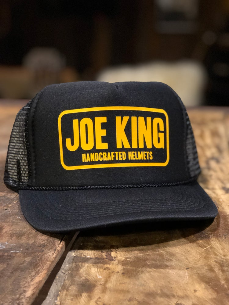 Image of JK Handcrafted Helmets Hat