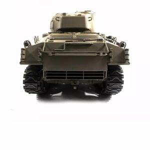 Image of 6mm BB | METAL RC TANK - M4A3 SHERMAN