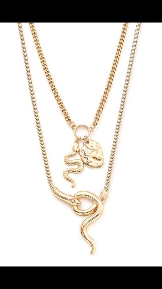 "Image of ""Cobra"" necklace"