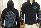 "Image of MORTUARY ""Blackened Images"" Hoodie"