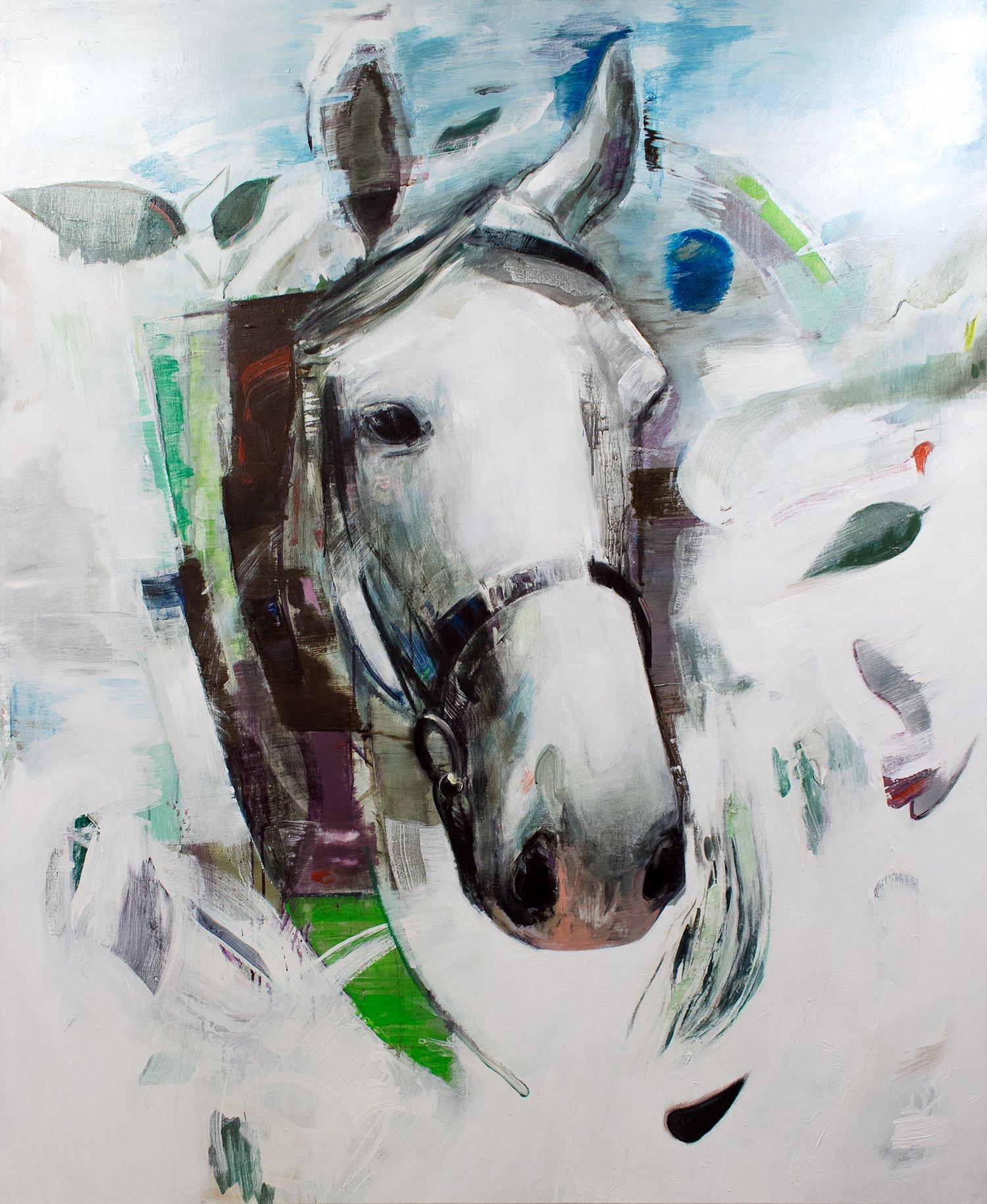 Image of Painting / maleri / 140x170 cm