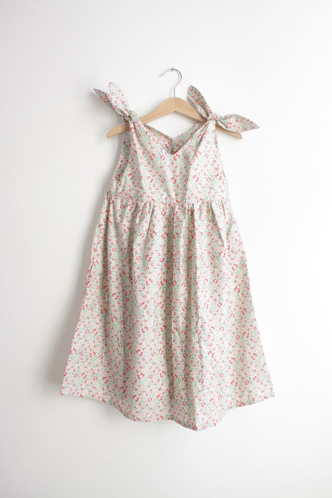 Image of Rabbit Dress- millefleurs