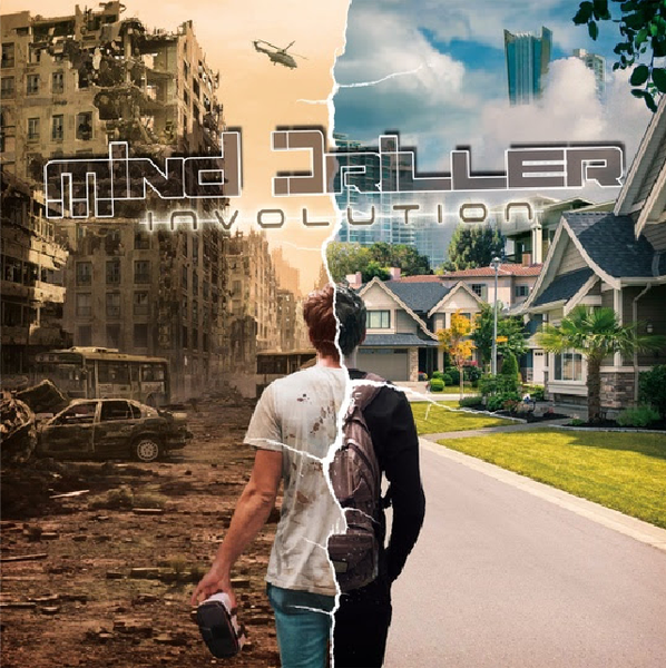 "Image of CD ""Involution"" + Poster de regalo"
