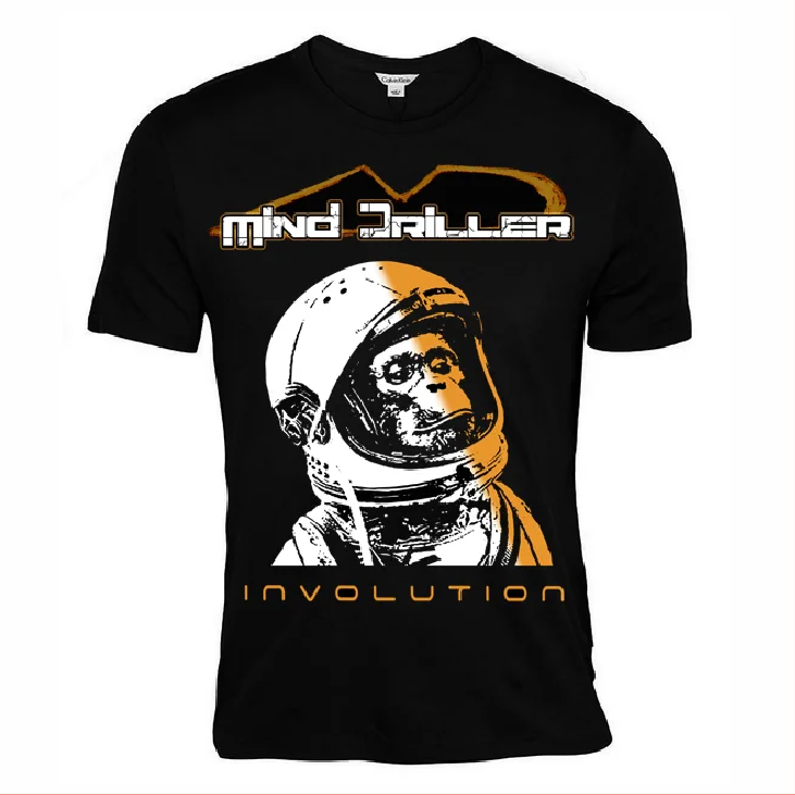 "Image of Camisetas ""Involution"" + Poster de regalo."