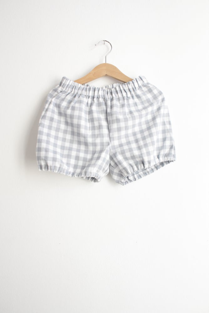 Image of Bloomers-grey check