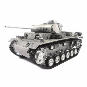 Image of 6mm BB | METAL RC TANK PANZER lll