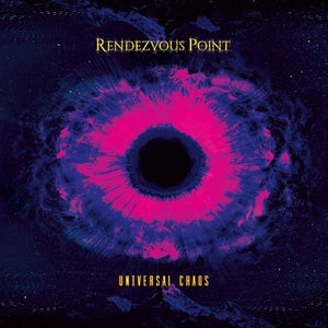 "Image of Rendezvous Point ""Universal Chaos"" CD"