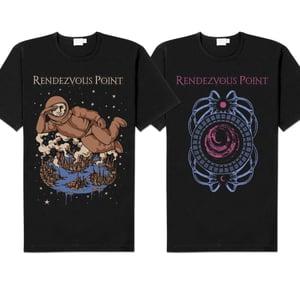"Image of Rendezvous Point ""Astronaut"" / ""Vortex"" Shirts"