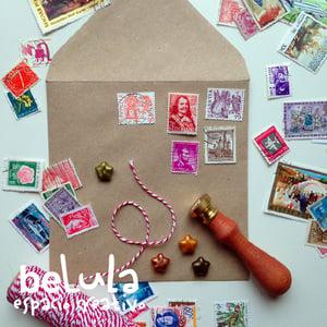 Image of Sellos postales antiguos