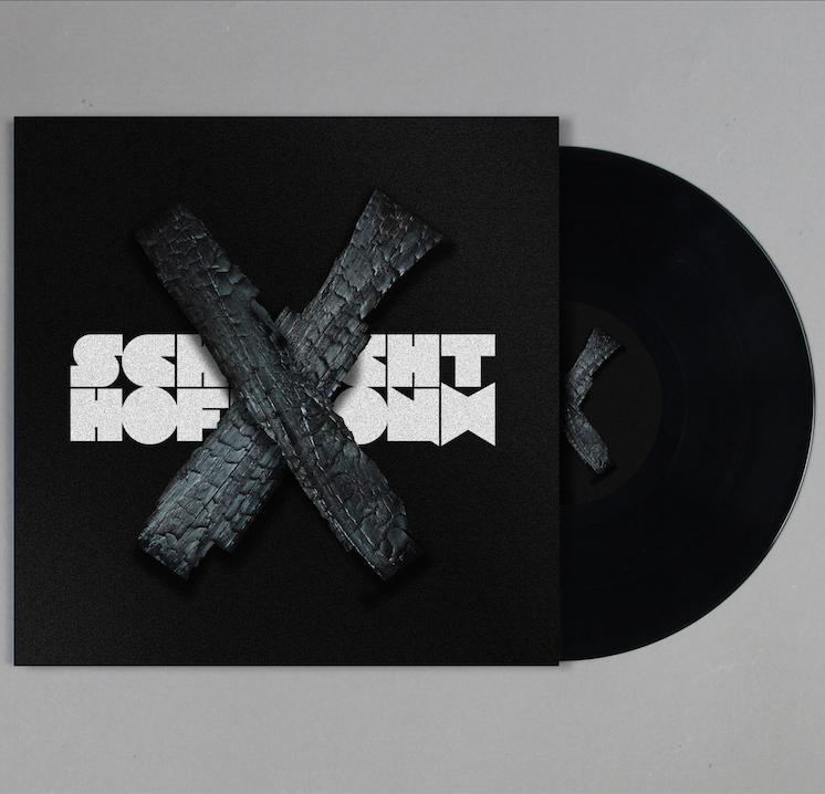 "Image of Schlachthofbronx - X (Ten/Orion) 10"" vinyl"