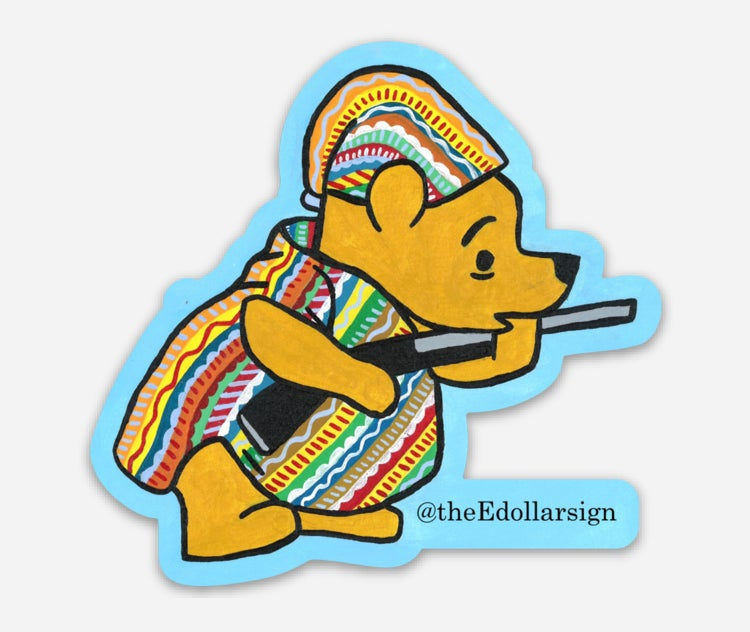 Image of OG Pooh Sticker