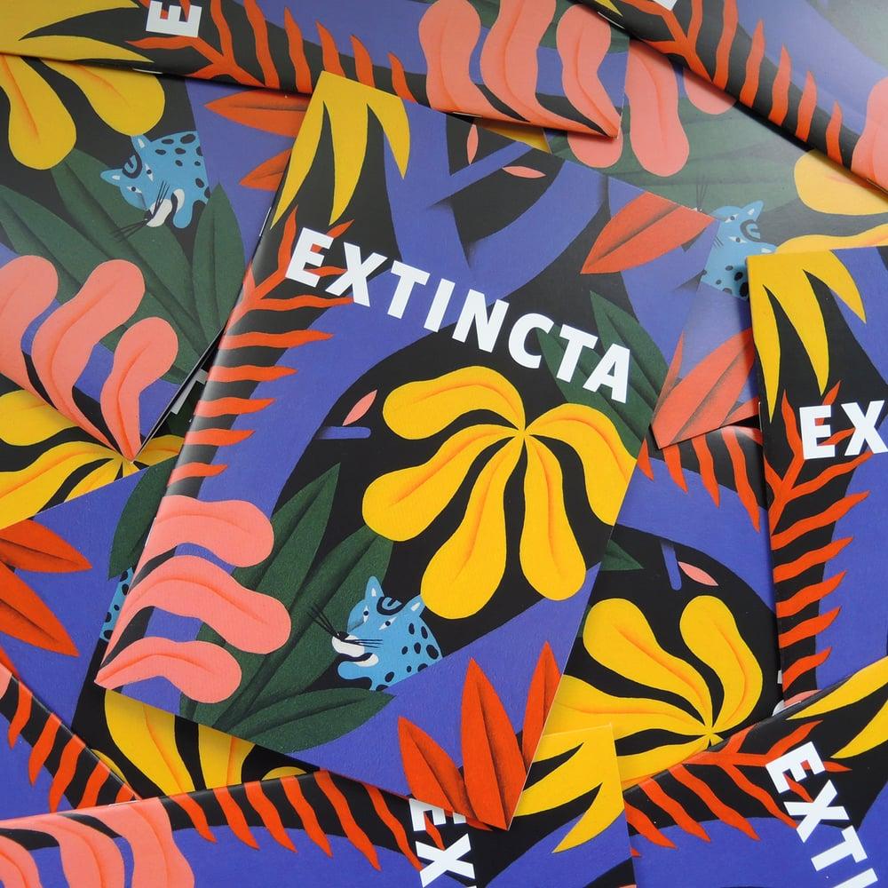 Image of Extincta Zine