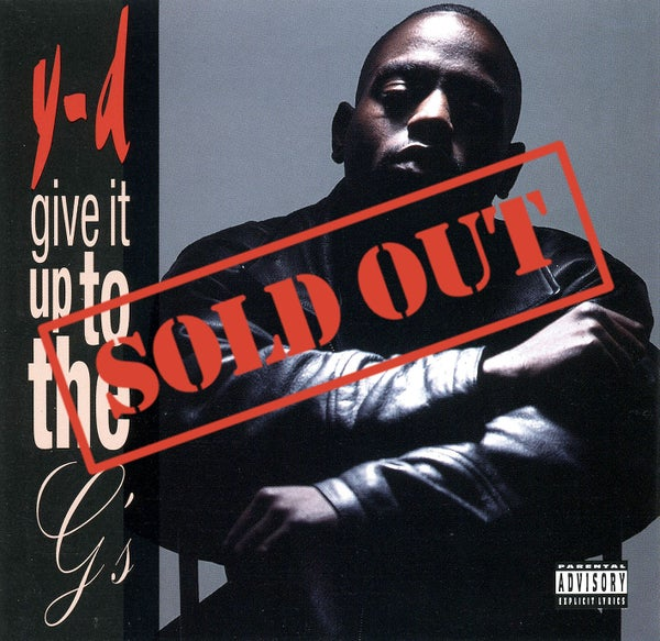 Image of Y-D - Give It Up To The G's