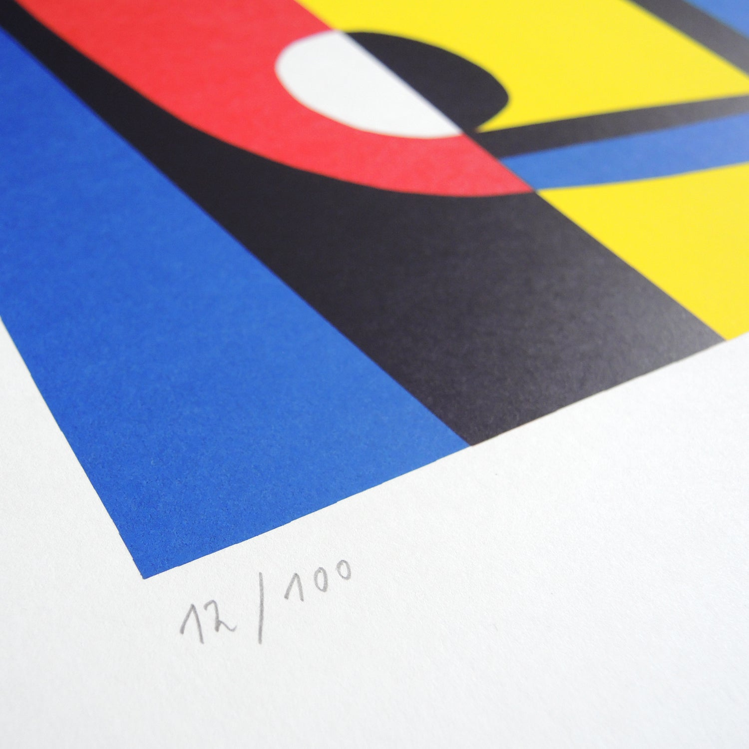 Image of Ode to Henri Screenprint