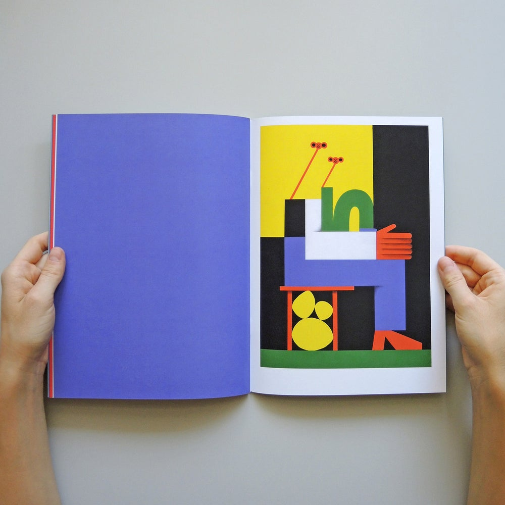 Image of Paintings Zine