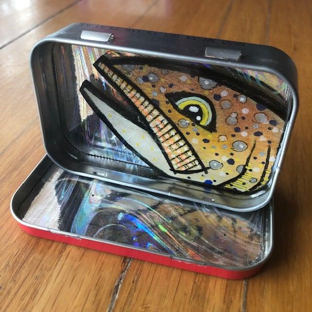 Image of Fish Tin Copper Dream