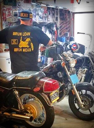 Image of Run Lean Run Mean [Shirt]