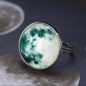Image of Full moon ring