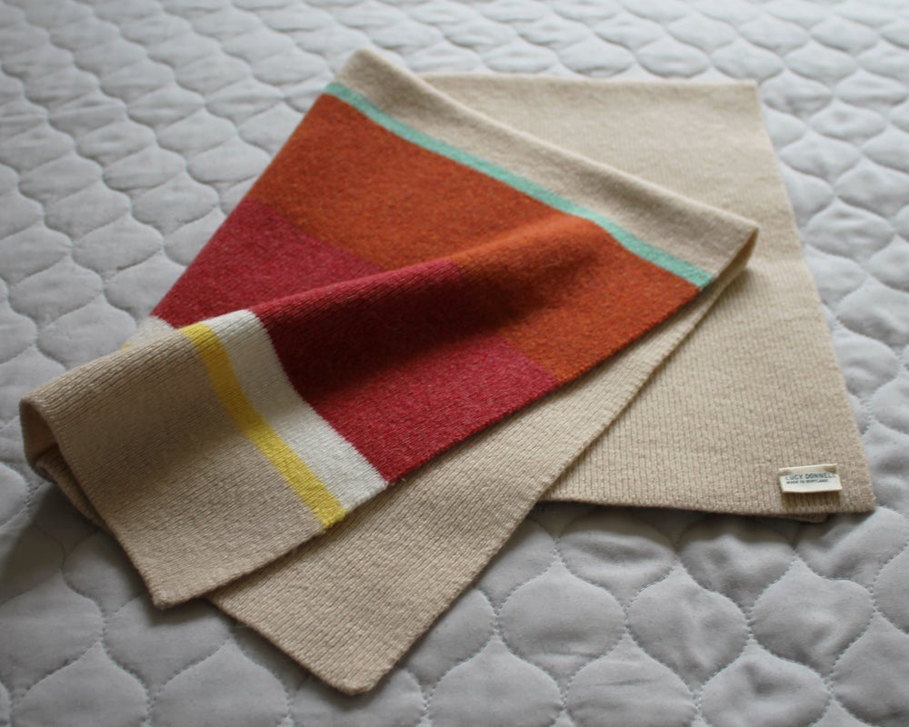 Image of Baby Blanket in Tobermory