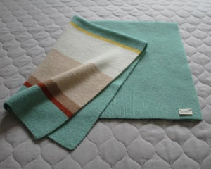 Image of Baby Blanket in Gigha